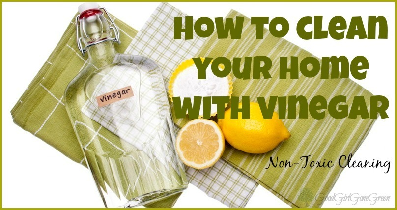 7 diy cleaning recipes using vinegar good girl gone green What kind of vinegar is used for cleaning
