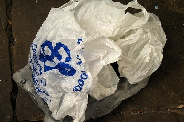 Plastic Bags contain animal products