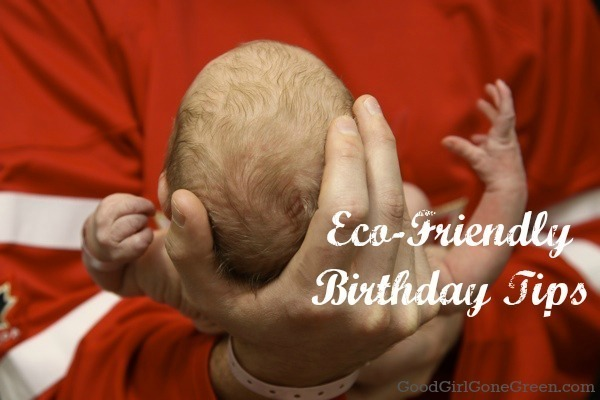 Eco-Friendly Birthday Party