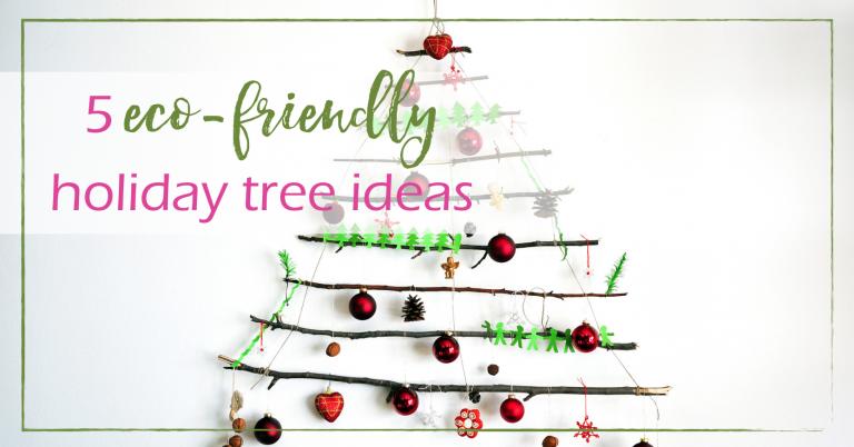 Rent a Christmas Tree | GoodGirlGoneGreen.com