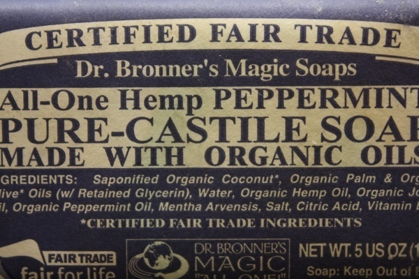 Dr.Bronners Magic Soap