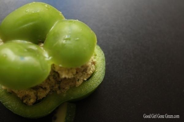Good Girl Gone Green- The Green Pepper Shamrock