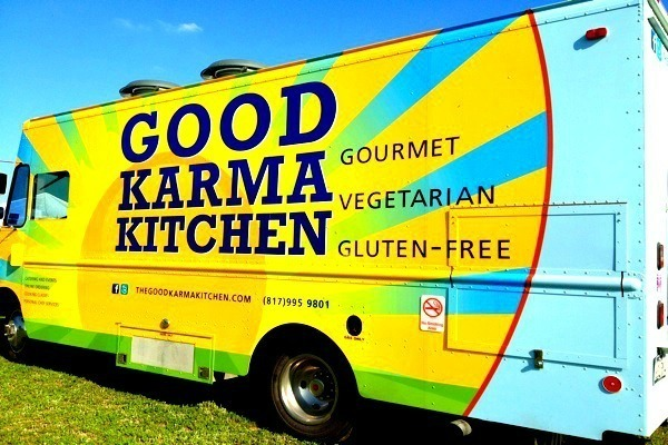 Good Karma Kitchen Food Truck Texas