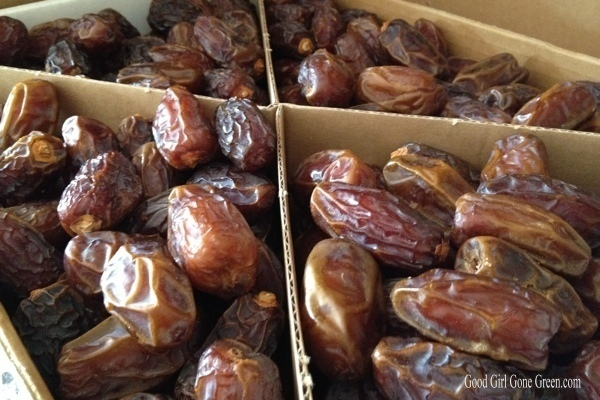 Medjool Dates Good Girl Gone Green
