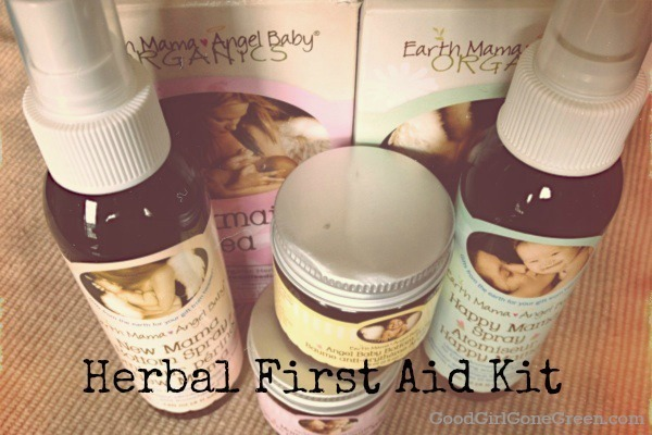 9 Uses for Earth Mama Angel Baby Products