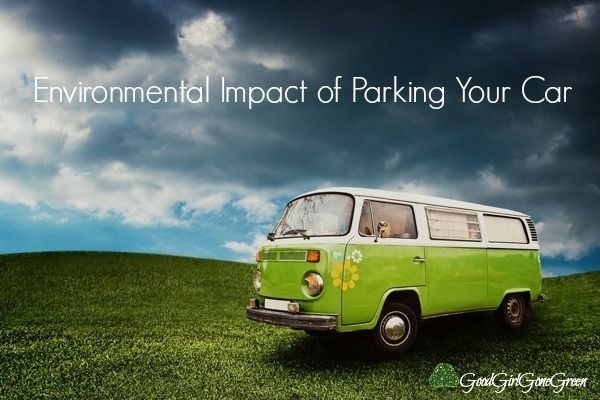 Environmental Impact of Parking your car