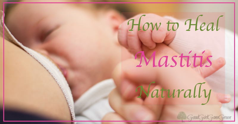 Natural Oil Treatment Mastitis