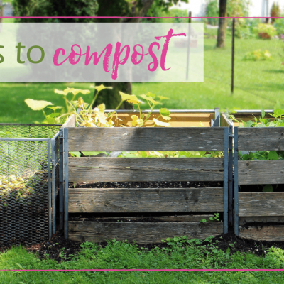 3 ways to Compost Successfully