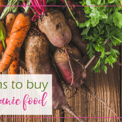 6 Reasons to Buy Organic and Locally Sourced Foods