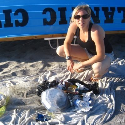 It Starts with Me- Beach Cleanup