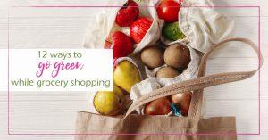 The Green Grocery Bag - GoodGirlGoneGreen