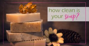Would you Eat your Soap - GoodGirlGoneGreen.com