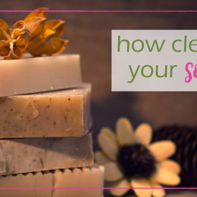 Would you Eat your Soap?