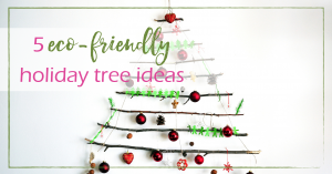 Rent a Christmas Tree | GoodGirlGoneGreen.com