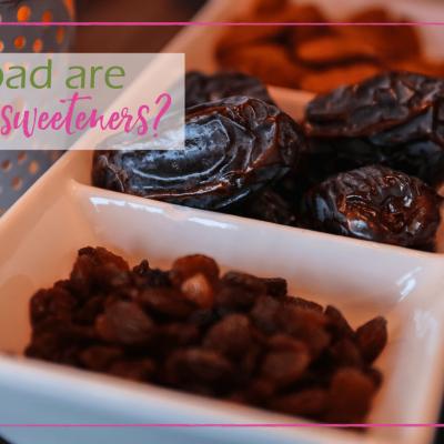 I choose dates and raisins