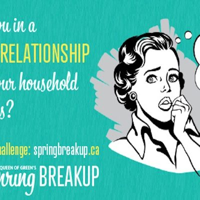 Breaking up is hard to do, or is it?