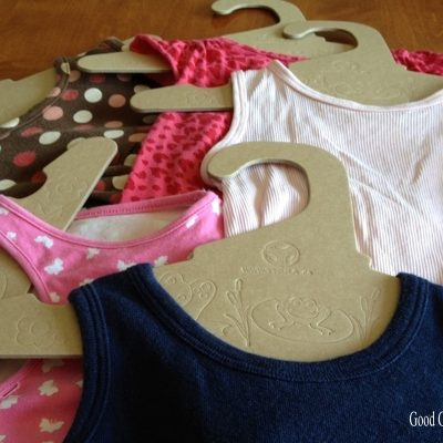 Thula Recycled Cardboard Hangers (Review & Giveaway)