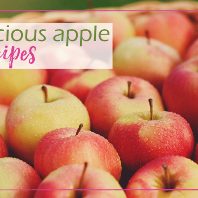 10 Apple Recipes Perfect for Autumn
