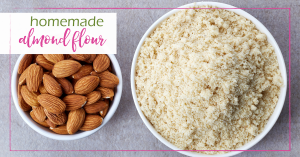 Almond Flour Recipe | GoodGirlGoneGreen.com