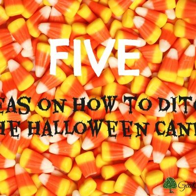 5 Ideas on How to Ditch the Halloween Candy