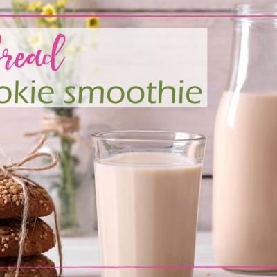 Gingerbread Cookie Smoothie