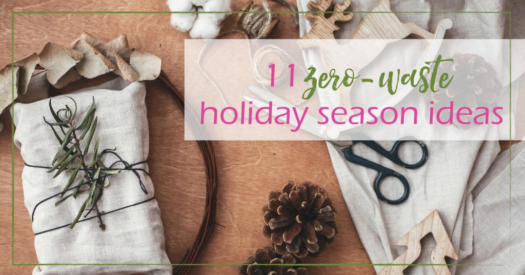 Green Holiday | GoodGirlGoneGreen.com