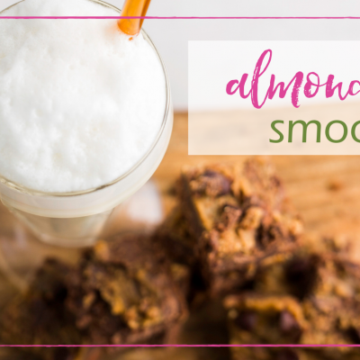 Almond Bliss Smoothie