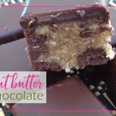 Hazelnut Butter Filled Chocolates