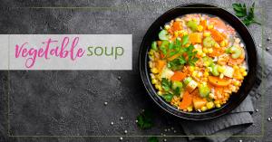 Vegetable Soup | GoodGirlGoneGreen.com