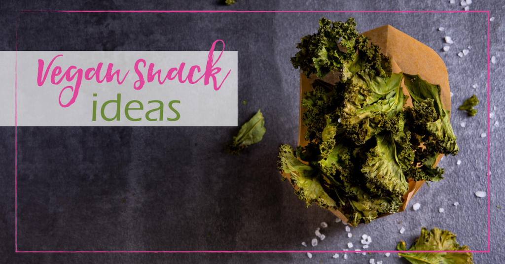 Vegan Snack Ideas | GoodGirlGoneGreen.com