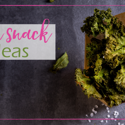Vegan Snack Ideas