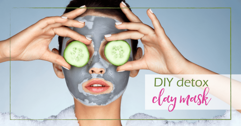 DIY Clay Mask | GoodGirlGoneGreen.com