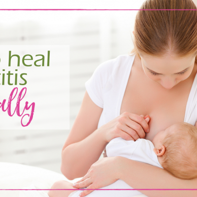 Natural Treatment of Mastitis