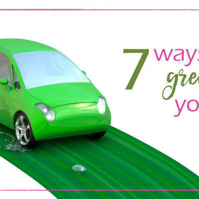 7 Ways to Green Your Car