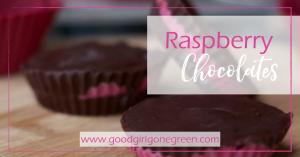 Homemade Chocolate Recipe | GoodGirlGoneGreen.com