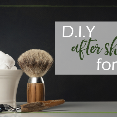 Homemade Aftershave Recipe