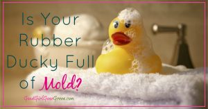5 Eco-Friendly Ways to Clean Moldy Bath Toys GoodGirlGoneGreen.com