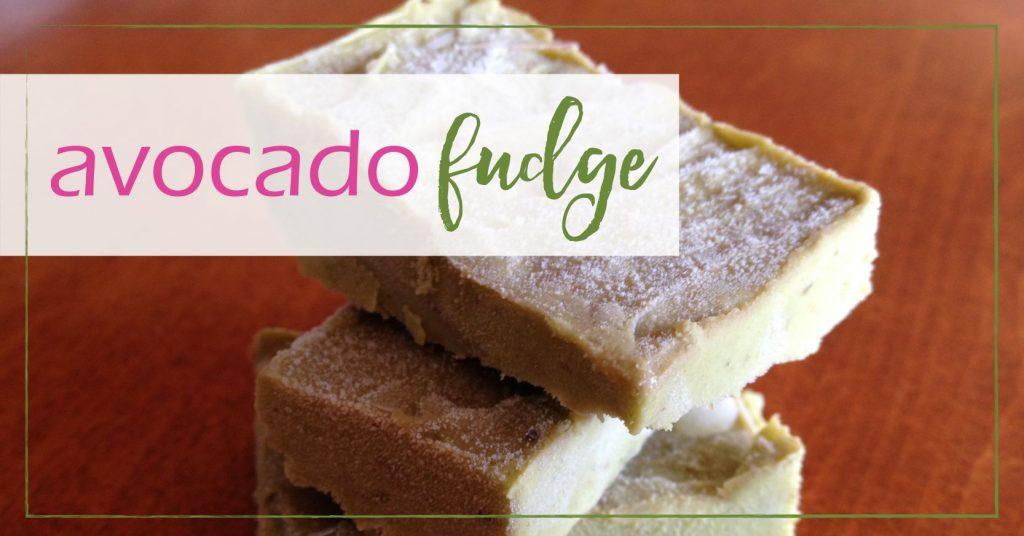 Avocado Fudge GoodGirlGoneGreen