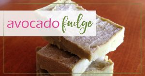 Avocado Fudge GoodGirlGoneGreen