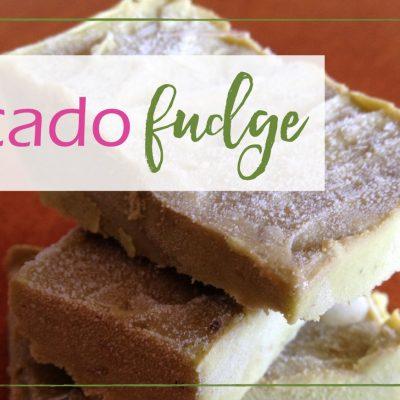 Avocado Fudge